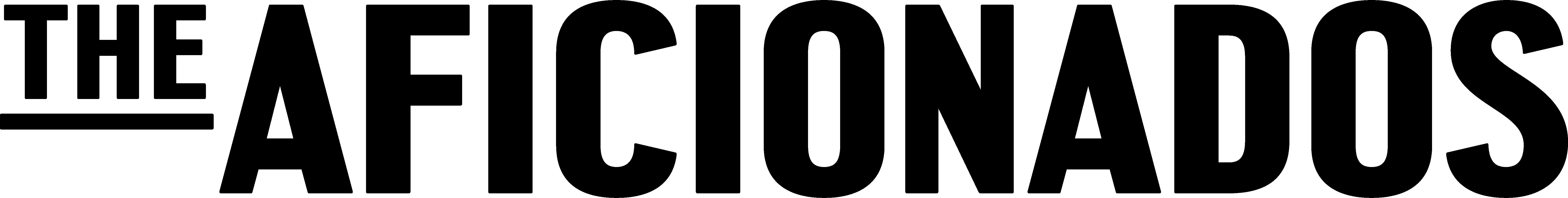 THE AFICIONADOS